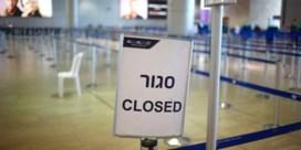 Alle vluchten naar Tel Aviv worden omgeleid