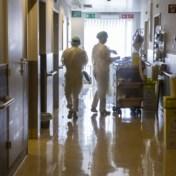 Druk op de ziekenhuizen blijft afnemen