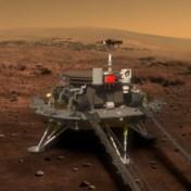 Chinees ruimtetuig klaar voor landing op Mars