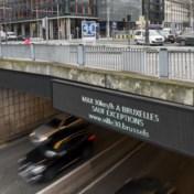 De zone 30 in Brussel werkt, zelfs buiten de zone 30