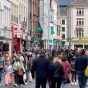 Gent kent drukste dag sinds uitbraak coronacrisis