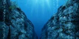 Lijstje van diepste zeebodems geüpdatet