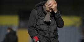 Westerlo neemt afscheid van trainer Bob Peeters