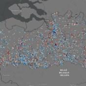 Waar liggen de warmste en koelste tuinen van Vlaanderen?