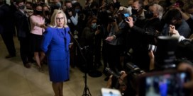 Liz Cheney, of hoe kritiek op Trump nog steeds politieke zelfmoord betekent