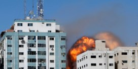 Raketalarm in Tel Aviv, Isräël beschiet tv-zender