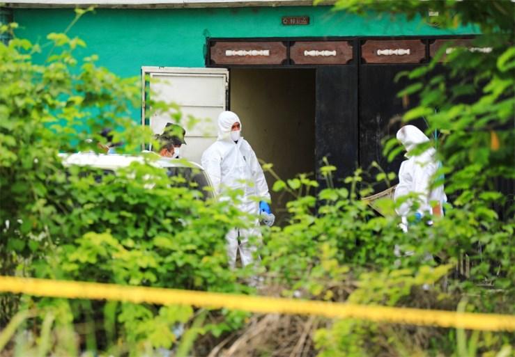 Dieci cadaveri nel parco di un ex poliziotto salvadoregno