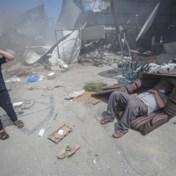 Voor vijfde nacht op rij beschietingen Israël en Hamas