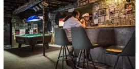Interior, South Dakota – Horseshoe Bar