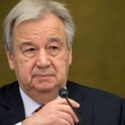 VN-hoofd Guterres wil onmiddellijk einde aan strijd in Israël en Gaza