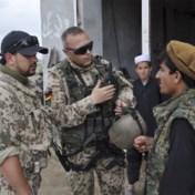 Duitsland laat zijn Afghaans personeel niet in de steek
