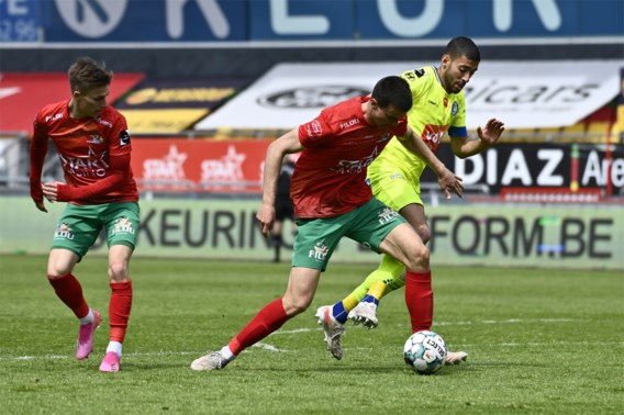 AA Gent neemt leiding over in Europe Play-off na forse zege in Oostende