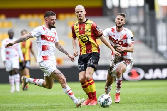 KV Mechelen wint vlot van Standard en komt weer aan leiding in Europe play-offs