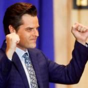 Matt Gaetz, fanatieke Trump-aanhanger in de problemen