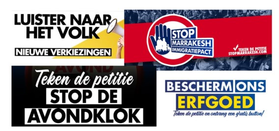 NationBuilder, de online campagnetool van Trump, wordt ook door Belgische partijen gebruikt