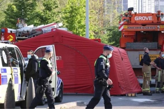 Voetganger in levensgevaar na aanrijding in Antwerpen