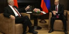 Rusland bestempelt Tsjechië als onvriendelijk, 'stommiteit', aldus de Tsjechische president