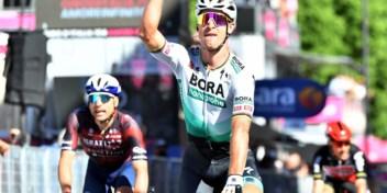 Peter Sagan wint massasprint na perfect ploegwerk