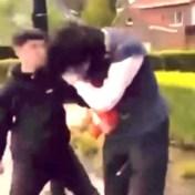 Twee jongeren gearresteerd na opzettelijke slagen en diefstal regenboogvlag