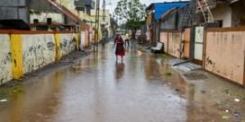 Zeker 20 doden door cycloon in India, 127 mensen vermist op zee