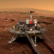 Nog altijd wachten op eerste foto van Chinese Marsrover