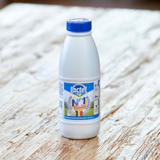 Zo drinkt de Belg zijn melk het allerliefst