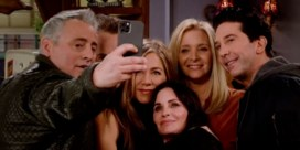 Nieuwe beelden reünie-aflevering 'Friends' gedeeld