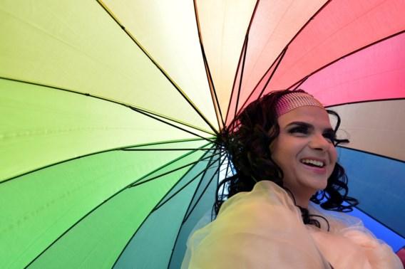 Pride Parade ontsnapt aan regen tijdens volledig digitale editie