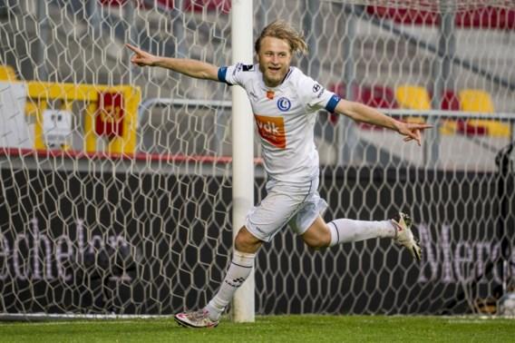 AA Gent speelt Europees na zege bij KV Mechelen