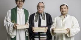 Berlijn bouwt wereldprimeur: drie religies onder een dak