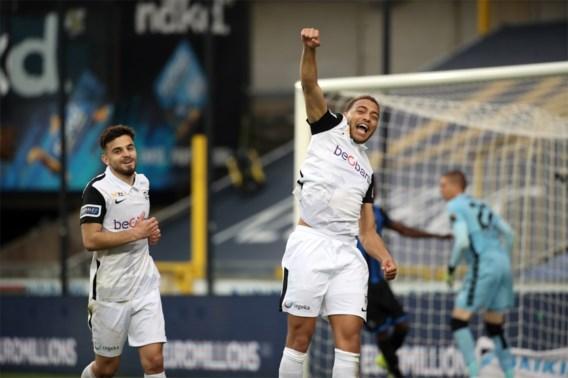 Landskampioen Club Brugge gaat in galamatch onderuit tegen KRC Genk