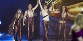 Italië wint Eurovisiesongfestival, Hooverphonic eindigt onderaan