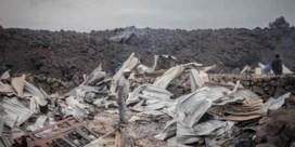Congolezen keren terug naar huis na vulkaanuitbarsting