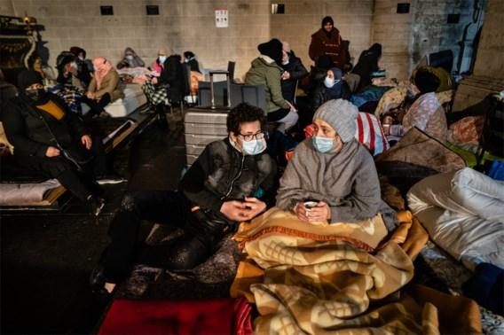 Sans-papiers in Begijnhofkerk en VUB houden hongerstaking