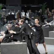 Romeinse tragedies op televisie