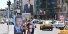 Syriërs mogen weer hun liefde betuigen voor Assad
