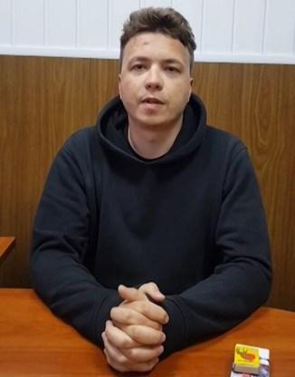 Luchtverkeersleider, niet de piloot meldde bom op vlucht met Protasevitsj aan boord