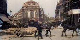 Beleef Brussel zoals in het jaar 1908