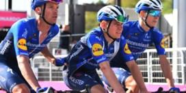 Remco Evenepoel stapt uit de Giro na valpartij