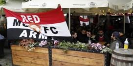 Fans Manchester United aangevallen voor Europa League-finale in Polen