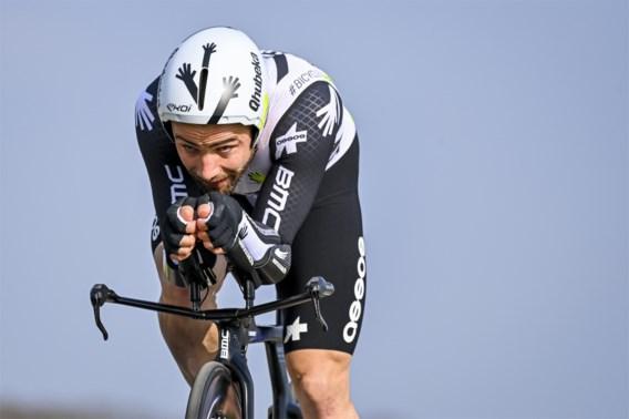 Victor Campenaerts stapt met beenblessure uit Ronde van Italië