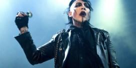 Marilyn Manson kijkt aan tegen aanhoudingsbevel