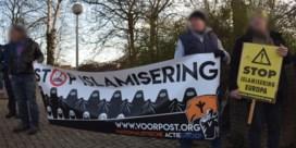 Vlaams Belang voert actie tegen veroordeling Voorpost-leden