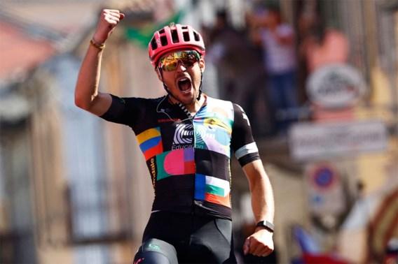 Bettiol pakt eerste ritwinst in Giro, favorieten gunnen elkaar snipperdag