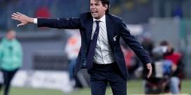 Romelu Lukaku en Inter Milan hebben al een nieuwe coach