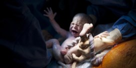 Er zijn weer minder baby's geboren
