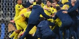 Villarreal wint finale Europa League tegen Manchester United