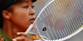 Naomi Osaka zal niet deelnemen aan persconferenties tijdens Roland Garros