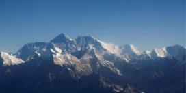 Twee IJslanders met corona bereiken top Mount Everest