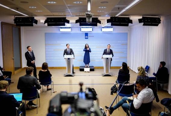Nederlandse premier kondigt 'einde van de lockdown' aan